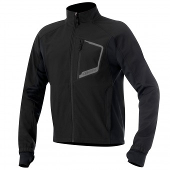 Base Layer Shirts Alpinestars Tech Layer Top Black