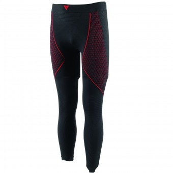 Base Layer Trousers Dainese D-Core Thermo Pant LL Black Red