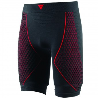 Base Layer Trousers Dainese D-Core Thermo Pant SL Black Red