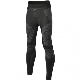 Base Layer Trousers Alpinestars Ride Tech Bottom Winter Black Grey