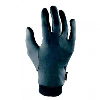 Base Layer Gloves Bering Sous-Gant Zirtex Black