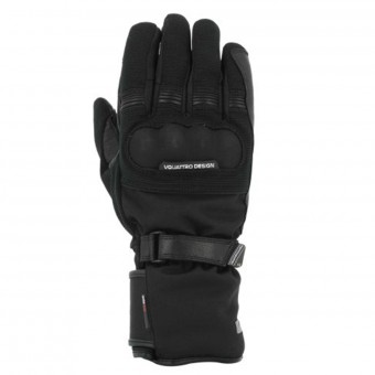 Motorcycle Gloves V'Quattro Active 17 Black