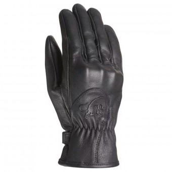 Motorcycle Gloves Furygan Gr Lady All Season Black