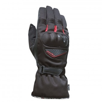 Motorcycle Gloves Ixon Pro Arrow Black Red