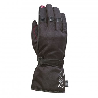 Motorcycle Gloves Ixon Pro Rush Lady Black Fuschia