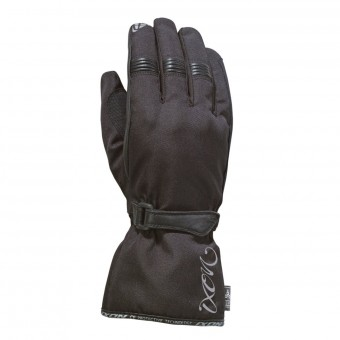 Motorcycle Gloves Ixon Pro Rush Lady Black Silver