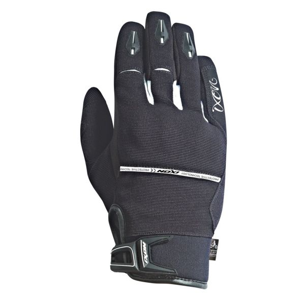 Motorcycle Gloves Ixon Rs Dry 2 Lady Black White