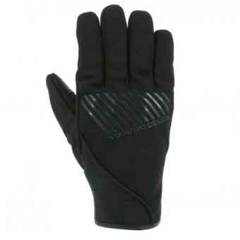 Motorcycle Gloves V'Quattro Section 17 Black