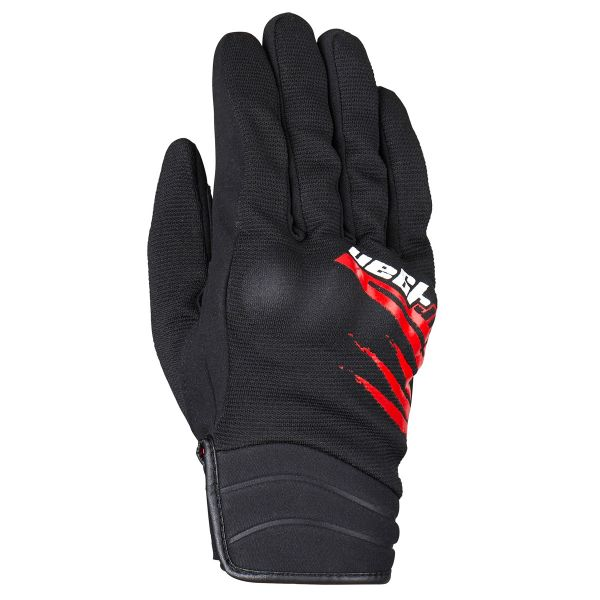 Motorcycle Gloves Furygan Cloud Black Red