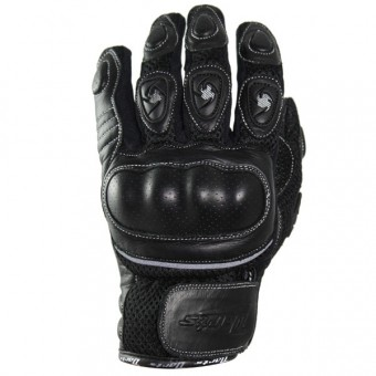 Motorcycle Gloves Darts Spy Black