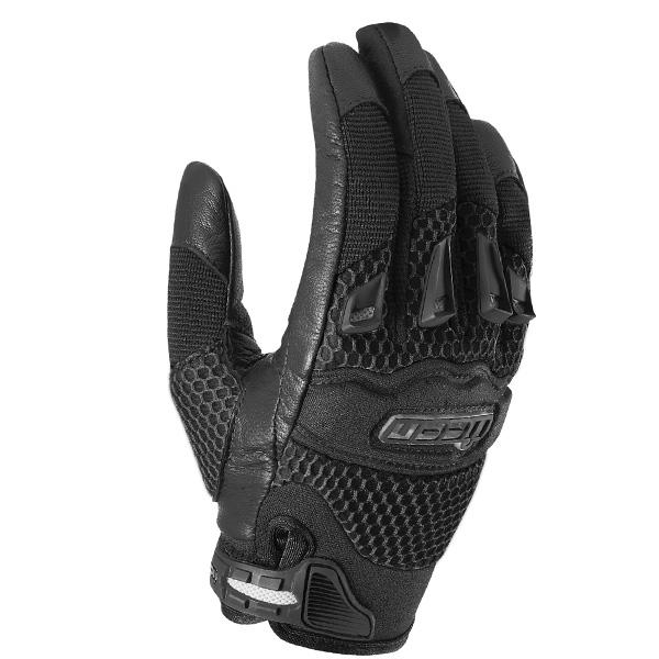 motorcycle gloves icon twenty niner black woman at the