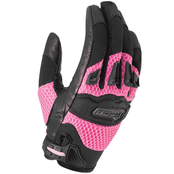 motorcycle gloves icon twenty niner pink woman ready to. Black Bedroom Furniture Sets. Home Design Ideas
