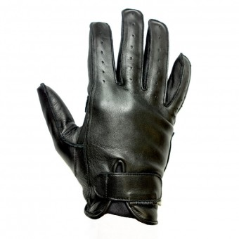 Motorcycle Gloves Helstons Hiro Black