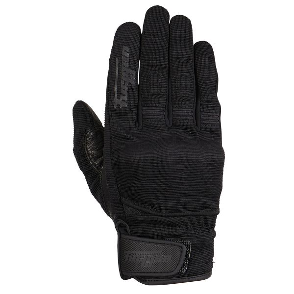 Motorcycle Gloves Furygan Jet Lady D3O Black