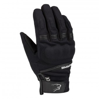 Motorcycle Gloves Bering Lady Borneo Black
