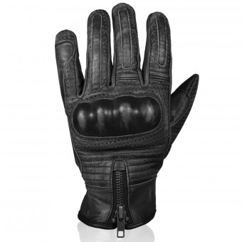 Motorcycle Gloves Darts Max Black