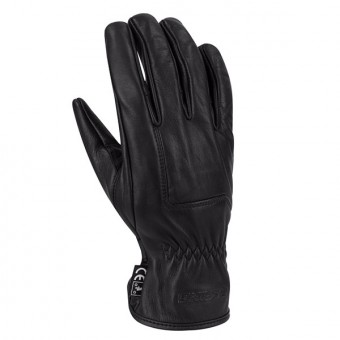 Motorcycle Gloves Bering Mexico Black