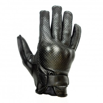 Motorcycle Gloves Helstons Mizo Black