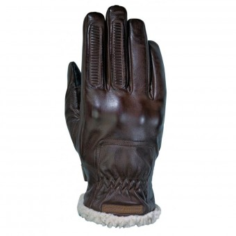 Motorcycle Gloves Ixon Pro Custom Brown