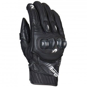 Motorcycle Gloves Furygan RG19 Black