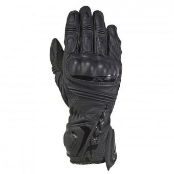 Motorcycle Gloves Ixon Rs Tempo Air Black