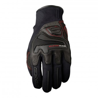 Motorcycle Gloves Five RS4 Black