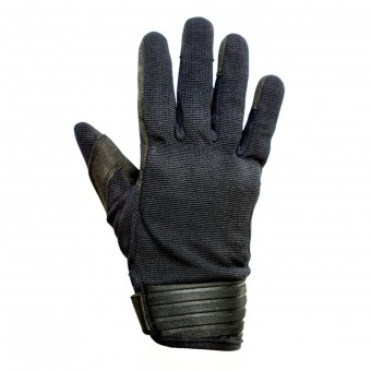 Motorcycle Gloves Helstons Simple Woman Black