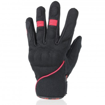 Motorcycle Gloves Darts Splash Lady Red