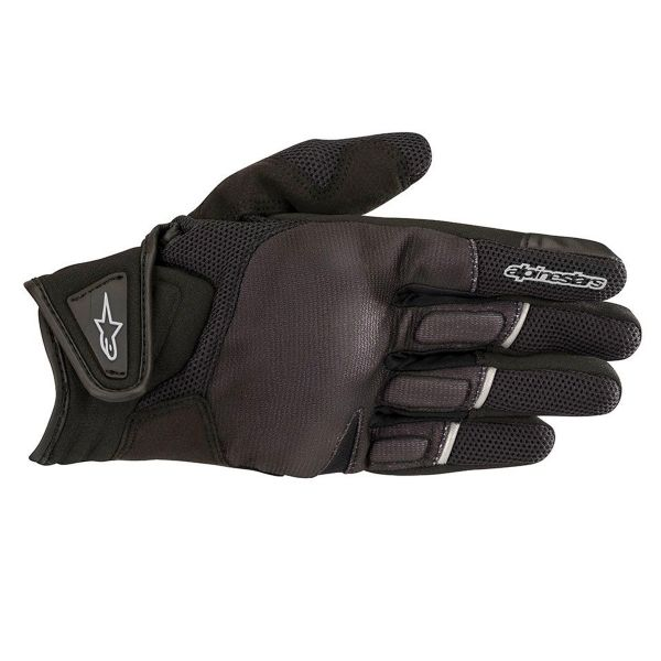 Motorcycle Gloves Alpinestars Stella Atom Black