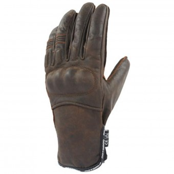Motorcycle Gloves Motomod TS02 Brown