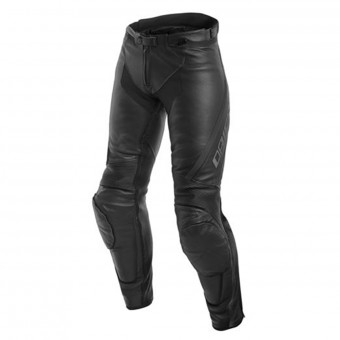 Motorcycle Trousers Dainese Assen Pants Black Anthracite