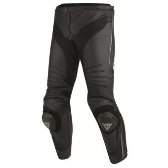Motorcycle Trousers Dainese Misano Perforated Black Anthracite