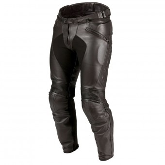 Motorcycle Trousers Dainese Pony C2 Lady Black Pant