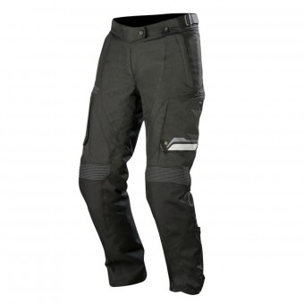 Motorcycle Trousers Alpinestars Stella Bogota V2 Drystar Pants Black