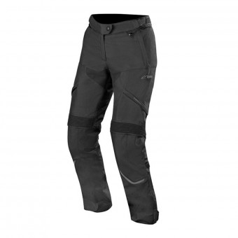 Motorcycle Trousers Alpinestars Stella Hyper Drystar Black Pants