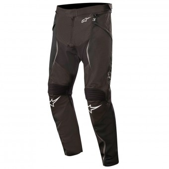 Motorcycle Trousers Alpinestars A-10 Air V2 Pants Black