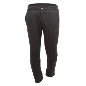 Motorcycle Trousers Booster Sweatpants Tech Black