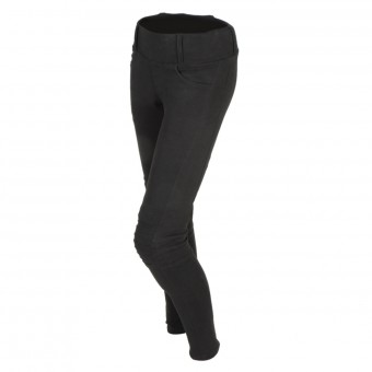 Motorcycle Trousers Booster Vogue Legging Black
