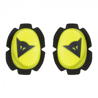 Knee Sliders Dainese Pista Knee Slider Fluo Yellow Black