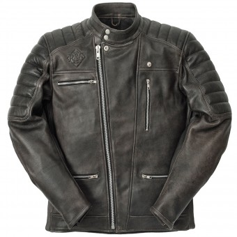Motorcycle Jackets Ride & Sons Empire Used Black