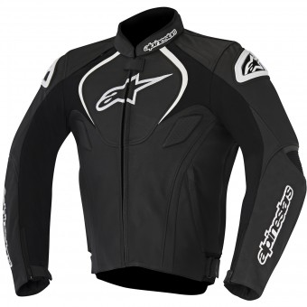 Motorcycle Jackets Alpinestars Jaws Black