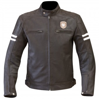 Motorcycle Jackets Merlin Hixon Brown