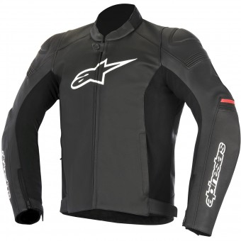 Motorcycle Jackets Alpinestars SP-1 Leather Black Red