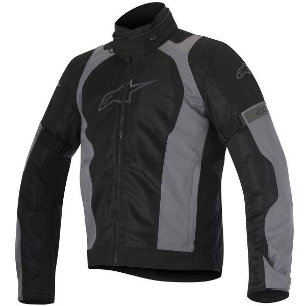 Motorcycle Jackets Alpinestars Amok Air Drystar Black Dark Grey
