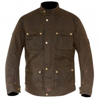 Motorcycle Jackets Merlin Armitage Wax Olive