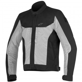 Motorcycle Jackets Alpinestars Luc Air Black Light Gray