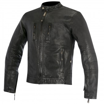 Motorcycle Jackets Alpinestars Oscar Brass Black