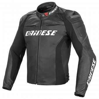 Motorcycle Jackets Dainese Racing D1 Black