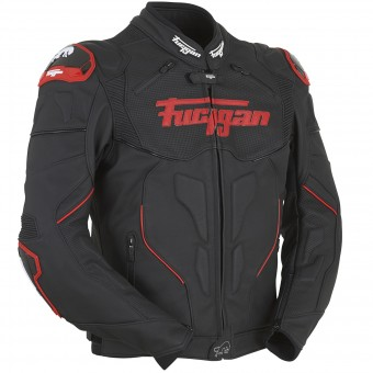 Motorcycle Jackets Furygan Raptor Black Red