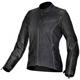 Motorcycle Jackets Alpinestars Renee Black